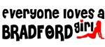 Everyone loves a Bradford girl