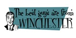 Best guys are from  Winchester