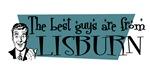 Best guys are from  Lisburn