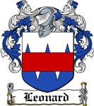Leonard Coat of Arms, Family Crest