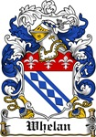 Whelan Coat of Arms, Family Crest