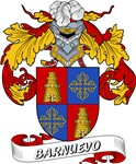 Barnuevo Coat of Arms, Family Crest