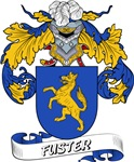 Fuster Coat of Arms, Family Crest