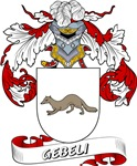 Gebeli Coat of Arms, Family Crest