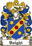Voight Coat of Arms, Family Crest