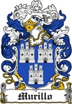 Murillo Coat of Arms, Family Crest
