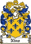 Nino Coat of Arms, Family Crest