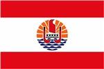 French Polynsia Flag