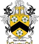 Van Putten Coat of Arms
