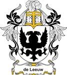 de Leeuw Coat of Arms