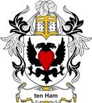 ten Ham Coat of Arms