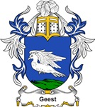 Geest Coat of Arms, Family Crest