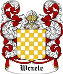 Wczele Coat of Arms, Family Crest