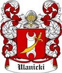 Ulaniki Coat of Arms, Family Crest