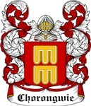 Chorongwie Coat of Arms, Family Crest