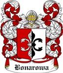 Bonarowa Coat of Arms, Family Crest