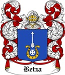 Betza Coat of Arms, Family Crest