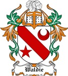 Waldie Coat of Arms, Family Crest