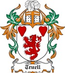 Truell Coat of Arms, Family Crest