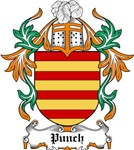 Punch Coat of Arms, Family Crest