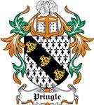 Pringe Coat of Arms, Family Crest