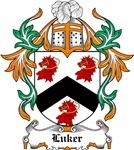 Luker Coat of Arms, Family Crest