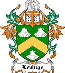 Levinge Coat of Arms, Family Crest