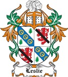 Leslie Coat of Arms, Family Crest