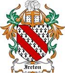 Ireton Coat of Arms, Family Crest