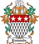 Esmonde Coat of Arms, Family Crest