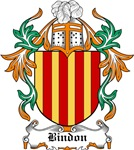 Bindon Coat of Arms, Family Crest