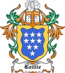 Baillie Coat of Arms, Family Crest