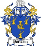 Porteous Coat of Arms, Family Crest