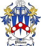 Pillans Coat of Arms, Family Crest