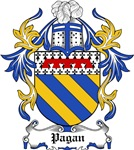 Pagan Coat of Arms, Family Crest