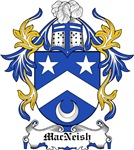 MacNeish Coat of Arms, Family Crest