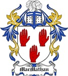 MacMathan Coat of Arms, Family Crest