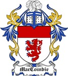 MacCombie Coat of Arms, Family Crest