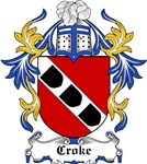 Croke Coat of Arms, Family Crest