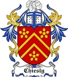 Chiesly Coat of Arms, Family Crest