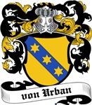 Von Urban Coat of Arms, Family Crest