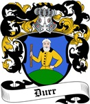Durr Coat of Arms, Family Crest