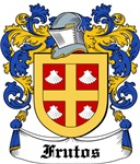 Frutos Coat of Arms, Family Crest
