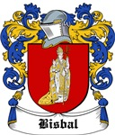 Bisbal Coat of Arms, Family Crest