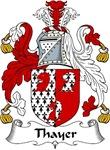 Thayer Family Crest