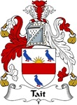 Tait Family Crest