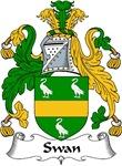 Swan Family Crest