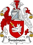 Swainson Family Crest