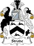 Strode Family Crest