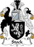 Stock Family Crest